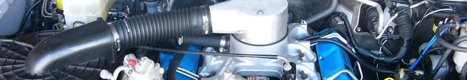 Installing a V8 Diesel